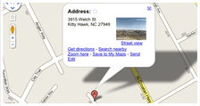 Outer Banks Window Cleaners on Google Maps