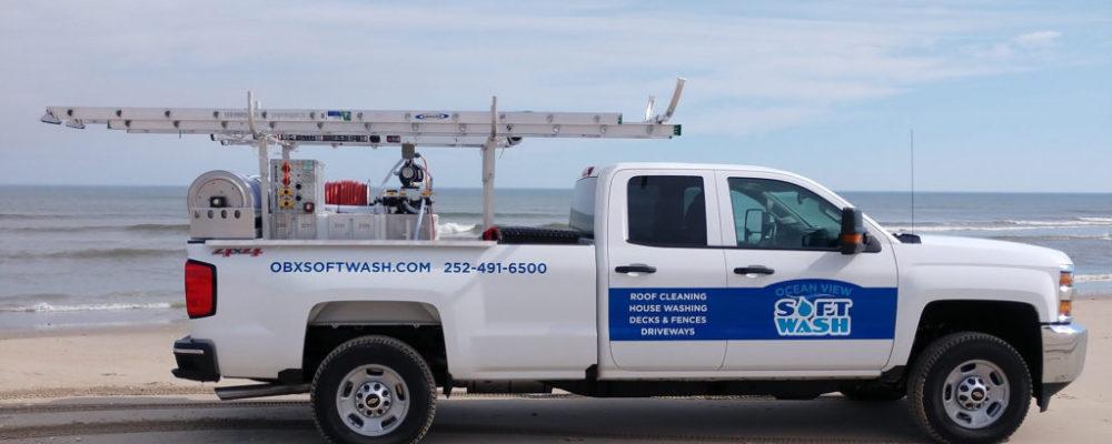 Obx-Softwash-Truck